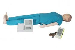 Doctor Medicinae - Göstergeli Tam Boy Yetişkin CPR Mankeni